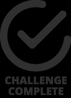 Big Winner Challenge Complete
