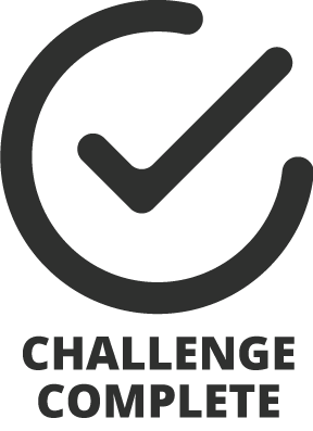 Final Countdown Challenge Complete